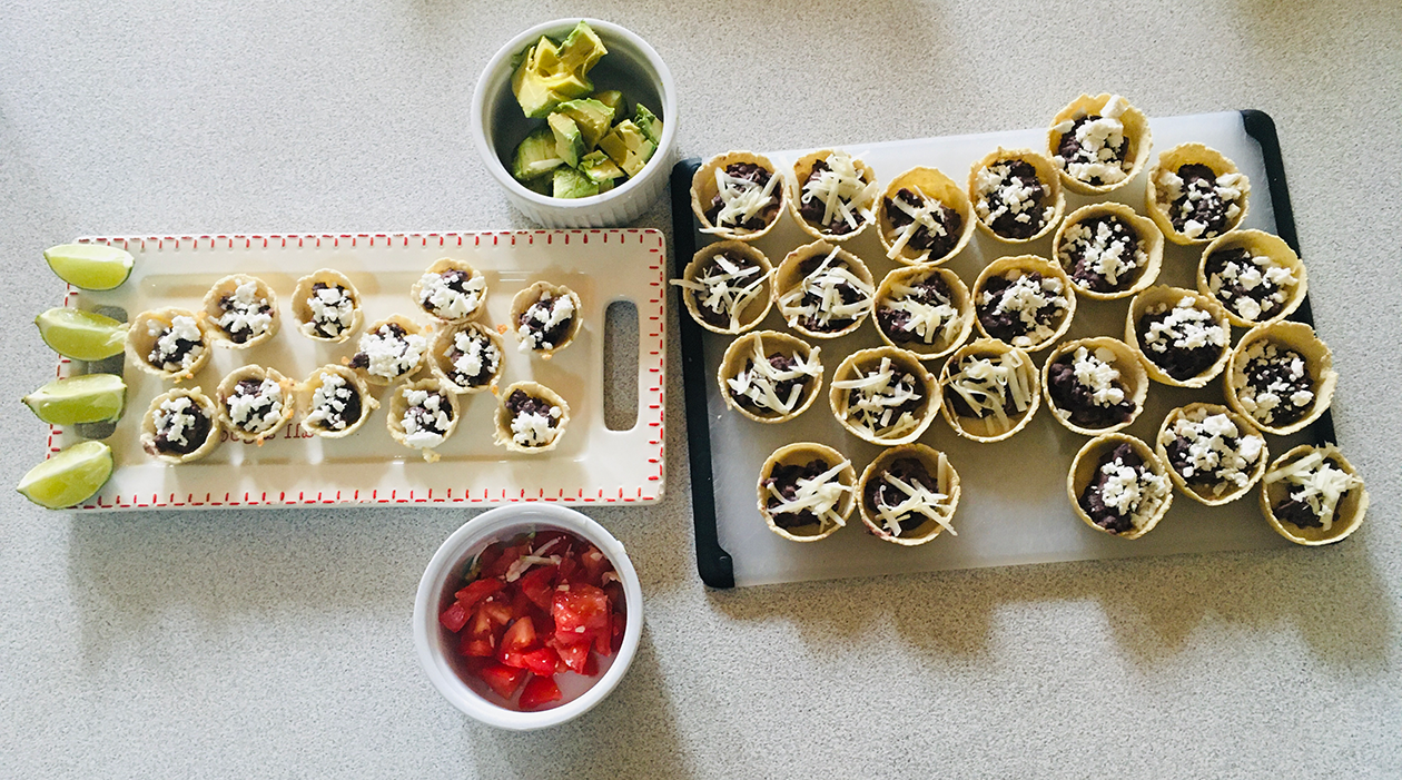 Mini Mexi Cups